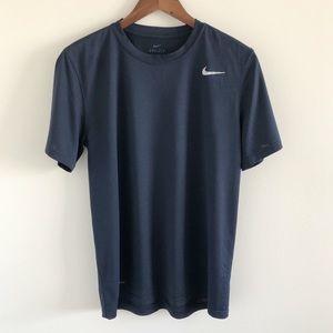 Men's Nike Legend 2.0 Training T-Shirt Navy Blue M
